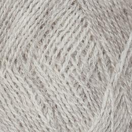 Ljusgrå 12 - Lamullgarn 50g