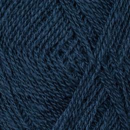 Gråblå 26 - Lamullgarn 50g