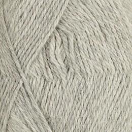 Ljusgrå melerad 040 - Inca Alpakka 50g
