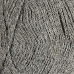 Gråmelerad 042 - Inca Alpakka 50g