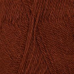 Rostbrun 3039 - Inca Alpakka 50g