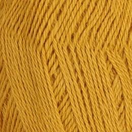 Senapsgul 633 -Inca Alpakka 50g