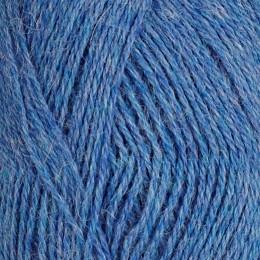 Blå melerad 714 - Inca Alpakka 50g