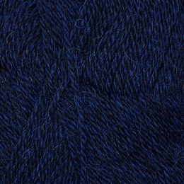 Melerad marinblå C820 - Inca Alpakka 50g
