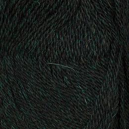 Djupgrön melerad C847 - Inca Alpakka 50g