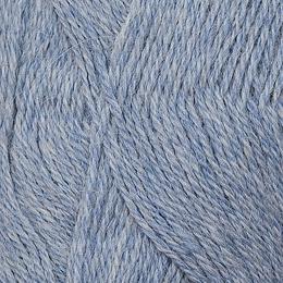 Gråblå melerad CQ69 - Inca Alpakka 50g