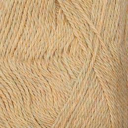 Gul melerad CQ89 - Inca Alpakka 50g