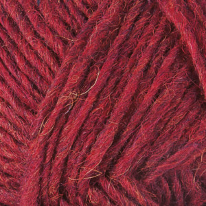 Garnet red heather 1409 - Lettlopi 50g