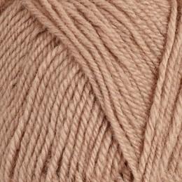 Beige 1487 - 3tr strikkegarn 50g