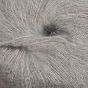 Ljusgrå 1310 - Alpakka lin 50g