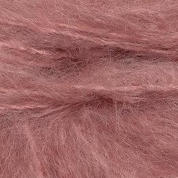 Rosa bris 184 - Tjukk mohair 50g