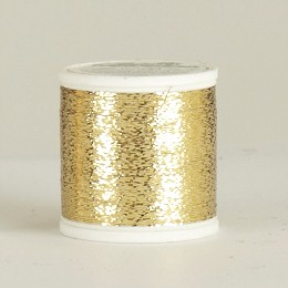 Guld - metallictråd