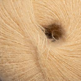 Vanilj 90019 - Alpaca silk 25g