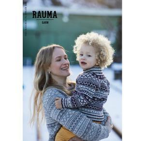 Klassikere till familien 333 - Rauma mönsterhäfte