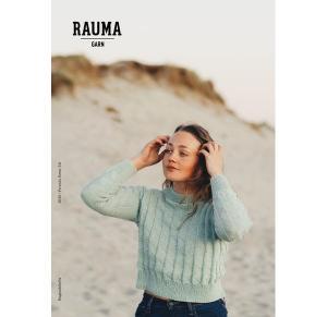 341 Petunia dugnadsstrikk - Rauma mönsterhäfte