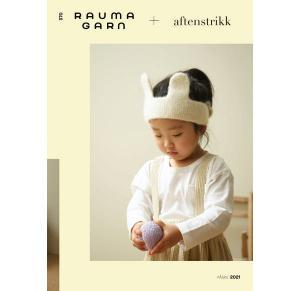 370 Aftenstrik påske - Rauma mönsterhäfte