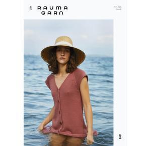 371 Petunia dame - Rauma mönsterhäfte