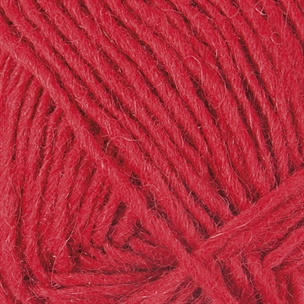 Crimson red 9434 - Lettlopi 50g