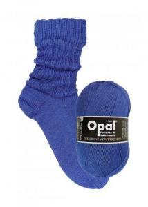 Oceanblå 9931 - Opal sockgarn 100g