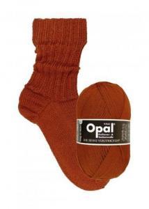 Rostbrun 9941 - Opal sockgarn 100g