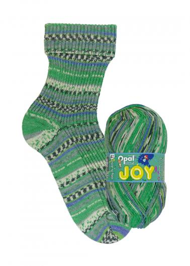 Glädjeskutt 9981 - Opal sockgarn 100g