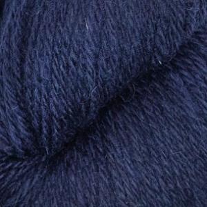 Bergslagen dark blue - Svensk ull 100g