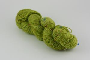 Grön - regnbågstweed 100g
