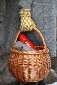 Lysa vantar - mönsterblad