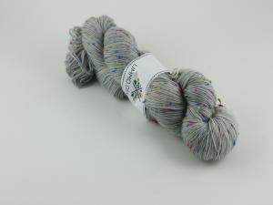 Silver - regnbågstweed 100g
