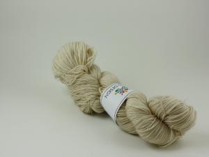 Vanilj - Merino sock 100g