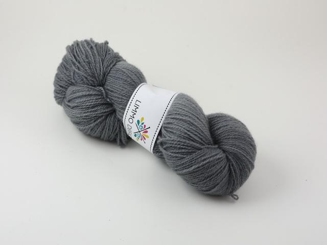 Åska - Norsk lammull ca 100g