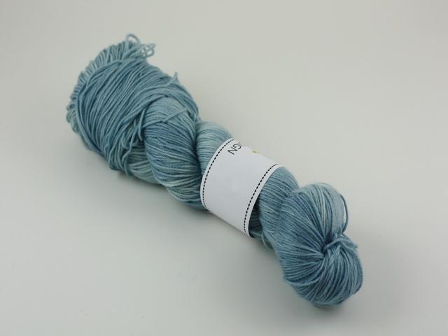 Jeans - Merino sock 100g