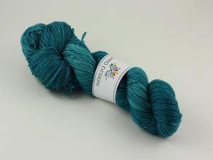Buteljgrön - Merino sock 100g