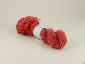 Lillräkan - handfärgat sockgarn 100g