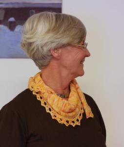 Ruth - scarfmönster