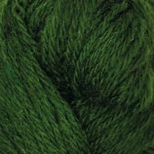 Pine tree green - Svensk ull 100g