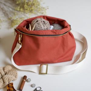 Rost - Plystre crossbody pouch
