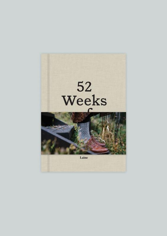 52 weeks of socks - beställningsvara