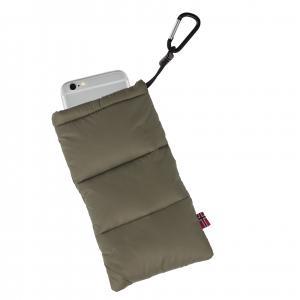 Thermopåse för mobilen - oliv