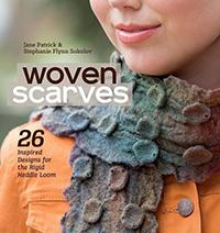 Woven scarves - Jane Patrick & Stephanie Flynn Sokolov