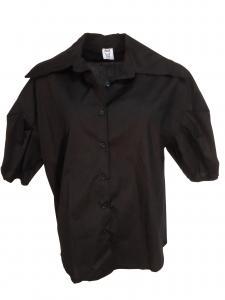 Skjorta med puffärm 03824