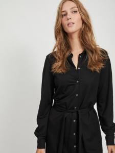 VISAFINA MIDI L/S DRESS - NOOS