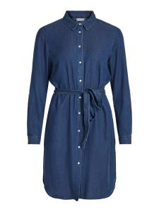 VIBISTA DENIM BELT DRESS/SU - NOOS