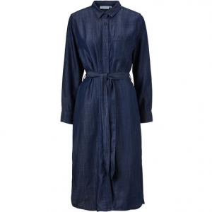 Noor denim dress