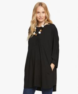 Glencia tunic A-shape loose