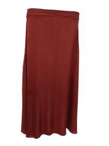 Satin kjol 10082