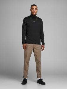 JJEEMIL KNIT ROLL NECK STS