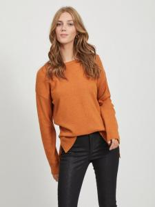 VIRIL KNIT HIGH LOW L/S TOP - NOOS