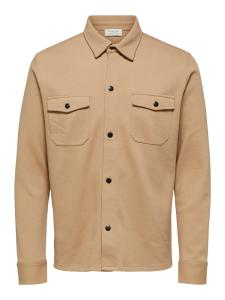 Overshirt SLHJAKE SWEAT JACKET W