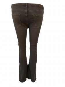 Utsvängda jeans 6826